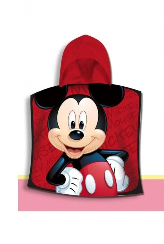 Mickey Mouse pončo / osuška / 60 x 120 cm