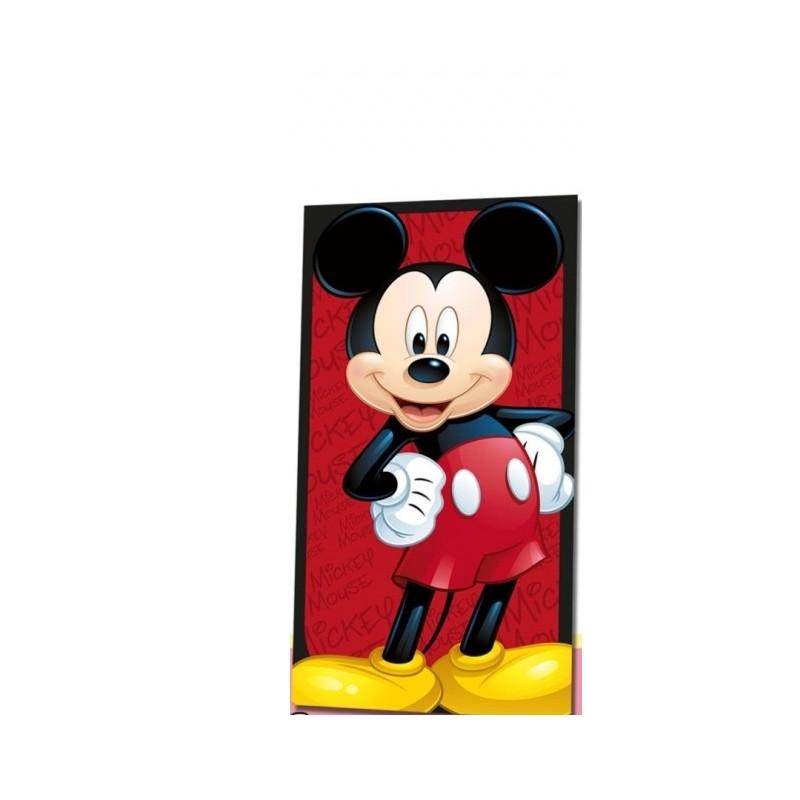 Plážová osuška / ručník Mickey Mouse / 70 x 140 cm