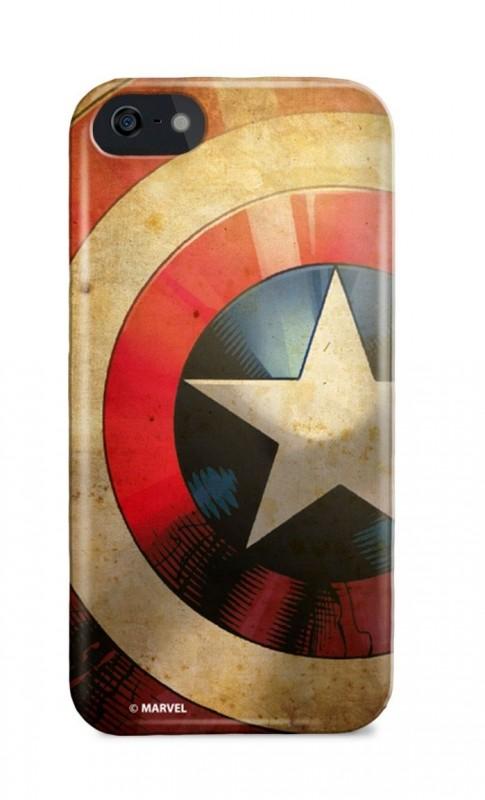 Kryt na mobil iPhone 6+/6s+ Avengers / Kapitán Amerika