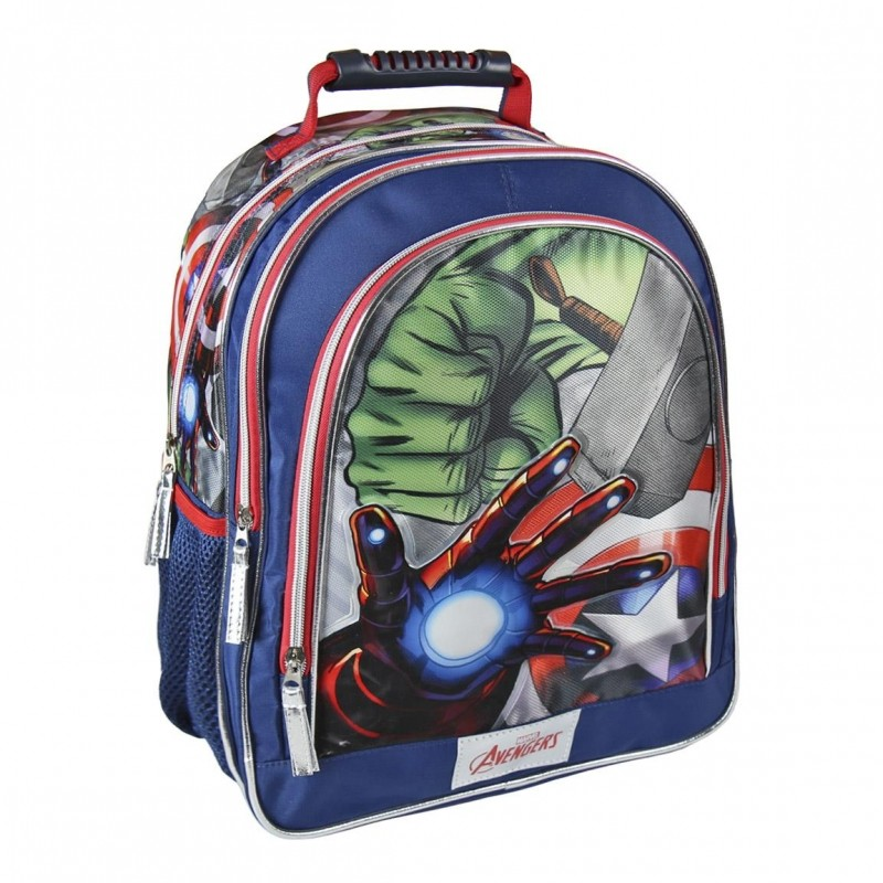 Chlapecký batoh Avengers / Hulk / Kapitán Amerika / Iron Man 30 x 38 x 17 cm