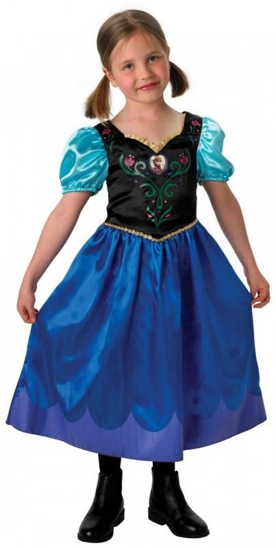 kostým FROZEN - Ledové království ANNA, 3-4 roky