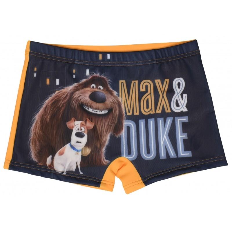 Chlapecké plavky Max a Duke Tajný život mazlíčků / The Secret Life Of Pets velikost 98 - 128 cm