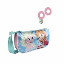 Kabelka Frozen + gumičky do vlasů / 20 x 12 x 4,5 cm / veci z filmu