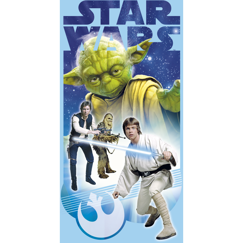 Osuška Star Wars / Yoda / veci z filmu