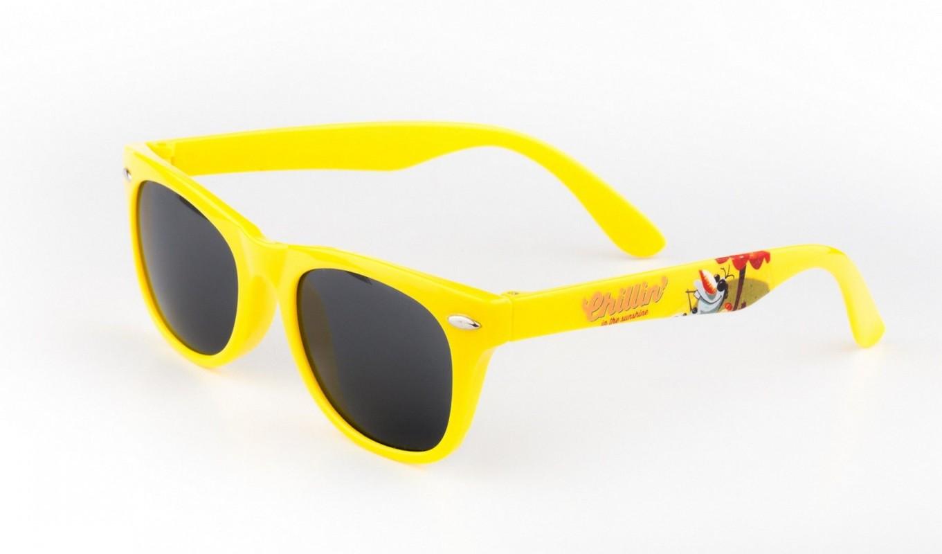 Dětské sluneční brýle žluté Olaf Frozen