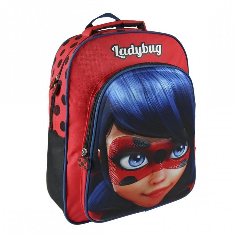 3D dívčí batoh Zázračná Beruška   Miraculous Ladybug 41 x 31 x 13 cm    vecizfilmu cb1c763da2