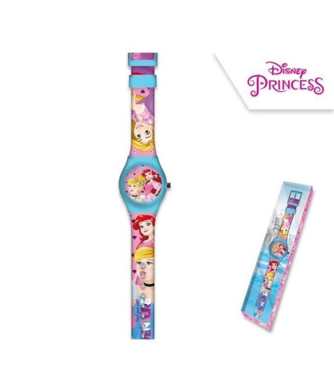 Dívčí analogové hodinky Princezny / Princess