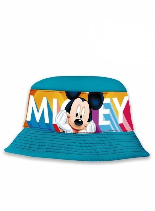 Letní klobouček s Myšákem Mickey / Mickey Mouse velikost 52 cm