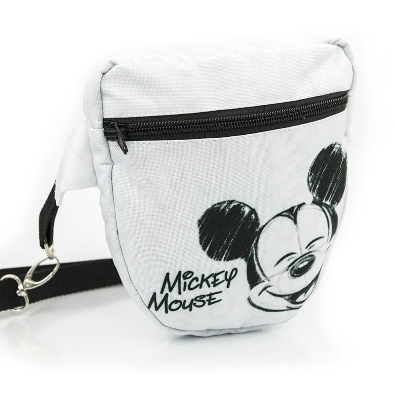 Příruční ledvinka / kapsička s Myšákem Mickey / Mickey Mouse 16 x 18 cm