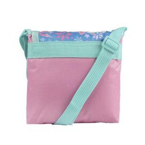 Dívčí kabelka na jedno rameno Frozen + gumičky do vlasů