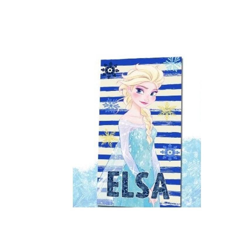 Plážová osuška / ručník Frozen / 150 x 77 cm