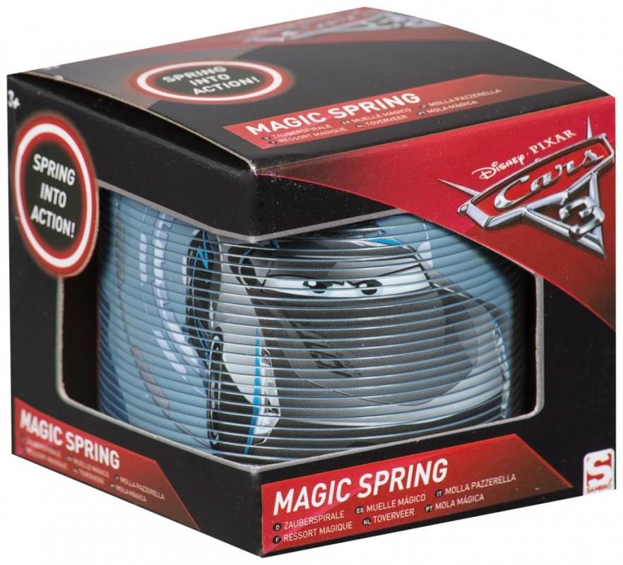 Magická spirála / pružinka  Cars / Auta 8 x 7 x 8 cm