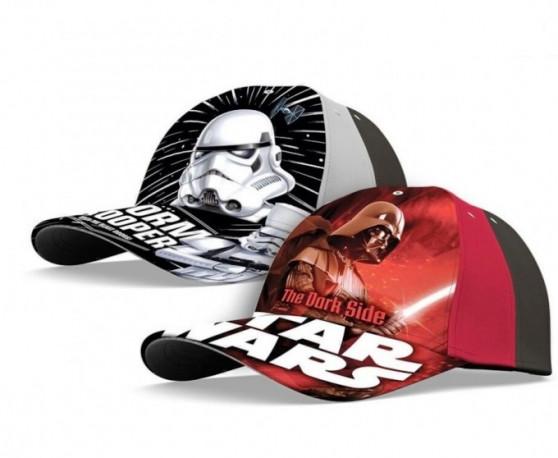 Kšiltovka Star Wars Darth Vader a Stormtrooper / vecizfilmu