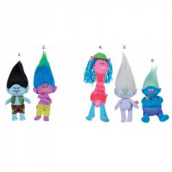 Plyšová figurka Trollové / Trolls 28 - 33 cm / vecizfilmu