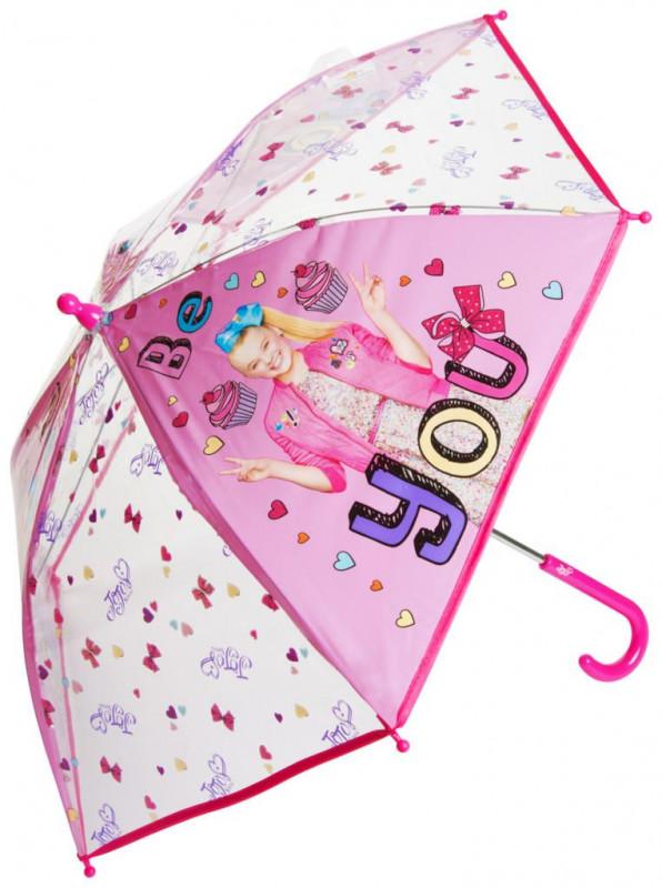 Dívčí manuální deštník / JoJo Siwa