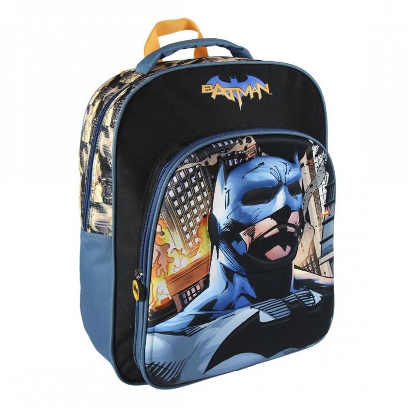 3D chlapecký batoh Batman 41 x 31 x 13 cm