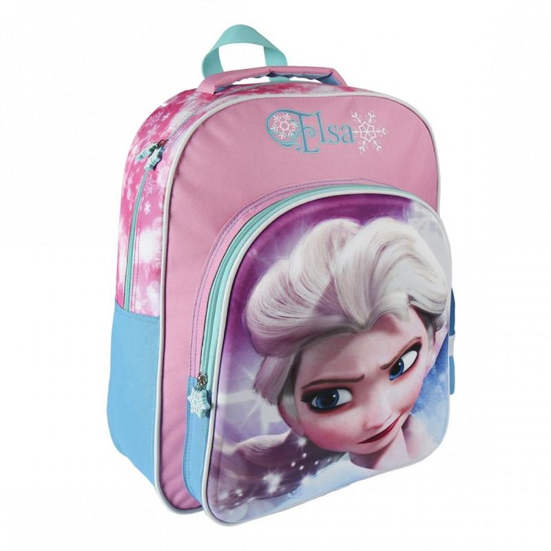 3D dívčí batoh Elsa Frozen / Ledové Království 41 x 31 x 13 cm