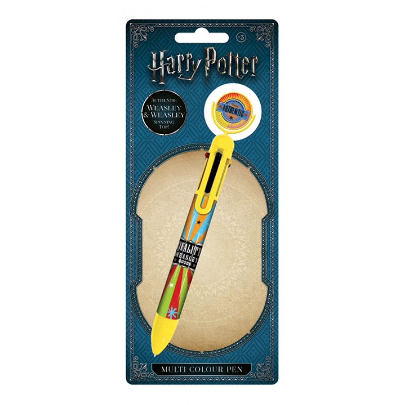 Vícebarevná propiska / Harry Potter