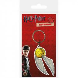 Klíčenka Harry Potter / Snitch / 4,5 x 6 cm / veci z filmu