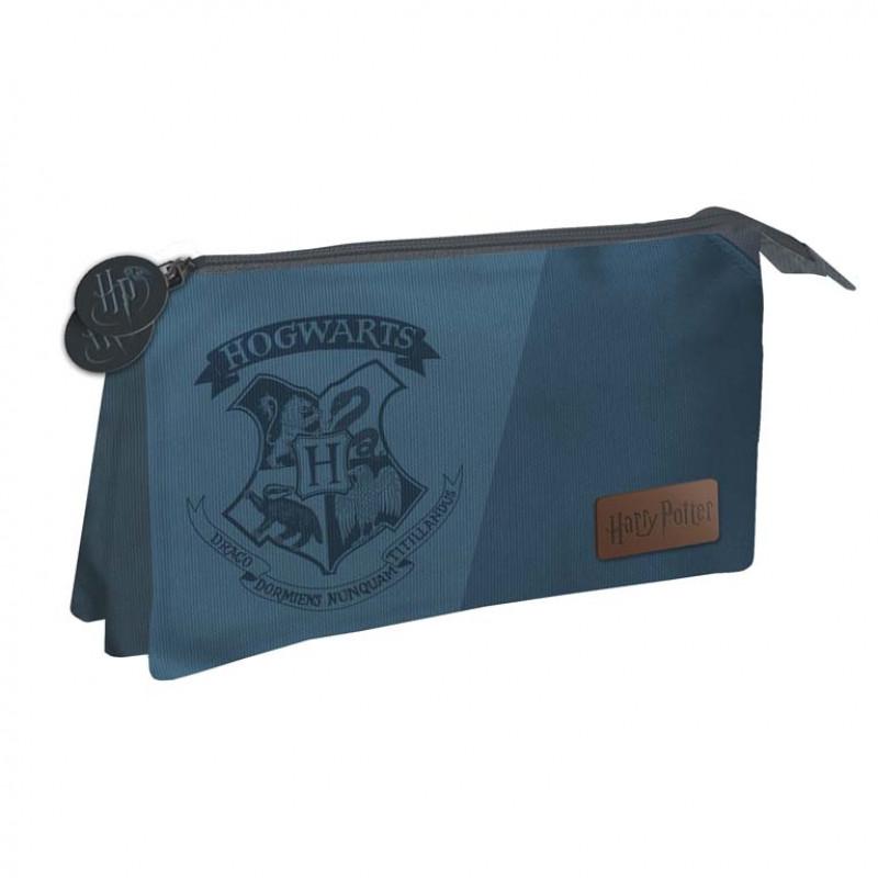 Penál / pouzdro / Harry Potter / 2 komory / veci z filmu