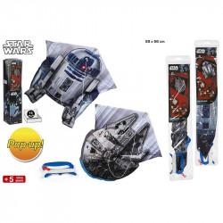 Drak Star Wars / 59 x 56 cm