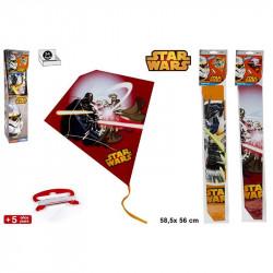 Drak Star Wars / klasic / 58,5 x 56 cm