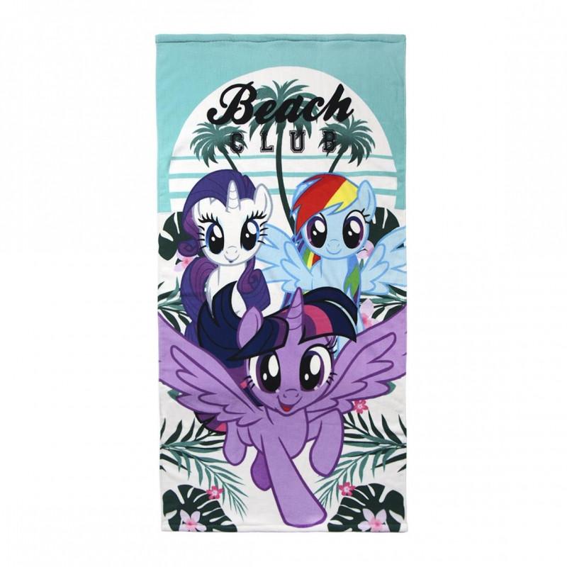 Plážová osuška / ručník My Little Pony / 70 x 140 cm