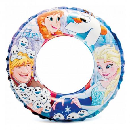 Nafukovací kruh Frozen / Ledové království / 51 cm / veci z filmu