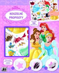 Nálepky / propisoty kouzelné / Disney Princezny / Princess