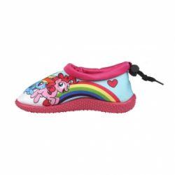 Dívčí boty do vody na utahovací šňůrku My Little Pony velikost 27 / vecizfilmu