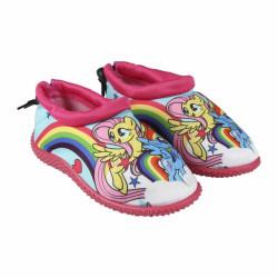 Dívčí boty do vody na utahovací šňůrku My Little Pony velikost 27