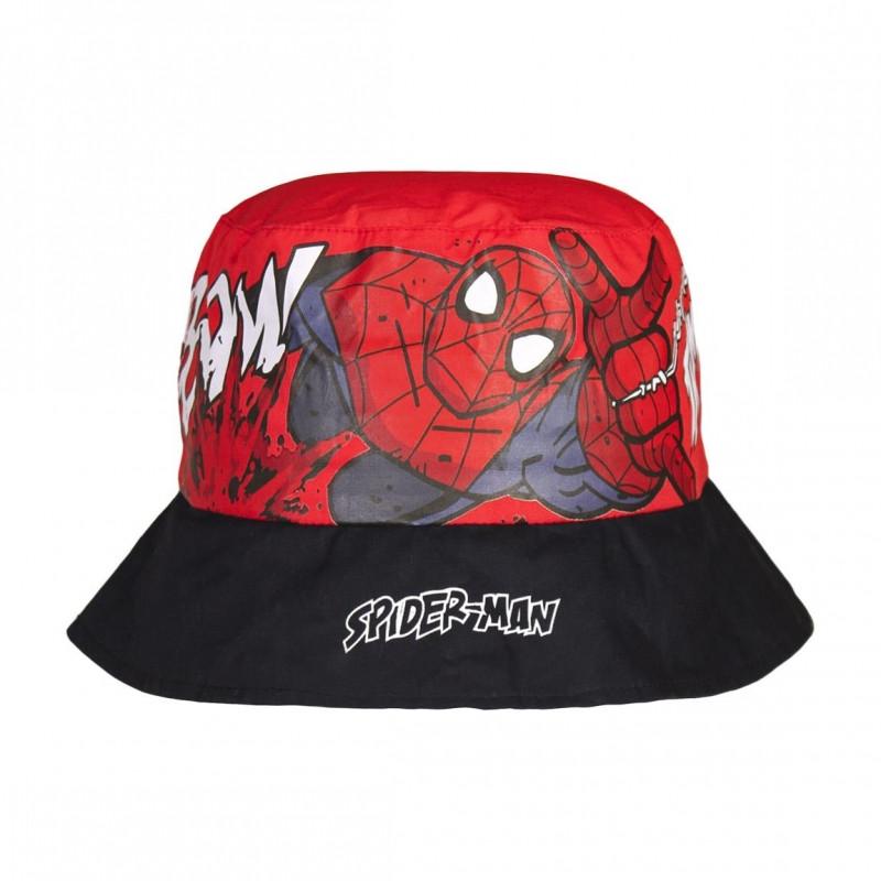 Klobouček s Pavoučím mužem Spidermanem velikost 52 / 54 cm / vecizfilmu