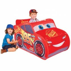 Stan do dětského pokoje Blesk McQueen Cars / Auta 70 x 118 x 47 cm