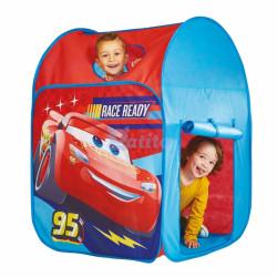 Stan do dětského pokoje se závoďákem Bleskem McQueenem Cars / Auta 102 x 72 x 72 cm