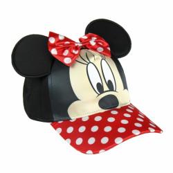 Dívčí kšiltovka Minnie Mouse 3D / Myška Minnie / vel: 51