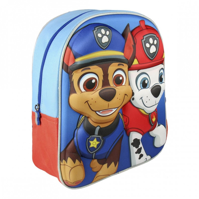 5fab3ddae55 3D dětský batoh Tlapková Patrola   Paw Patrol Marshall a Chase   vecizfilmu