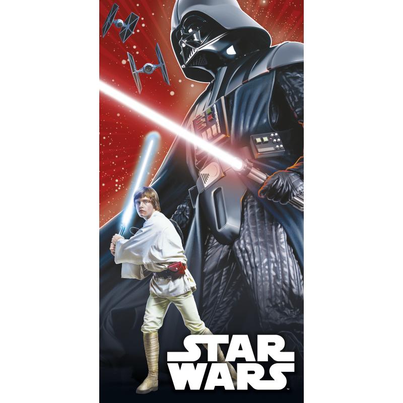 Letní osuška Star Wars / Hvězdné Války 70 x 140 cm