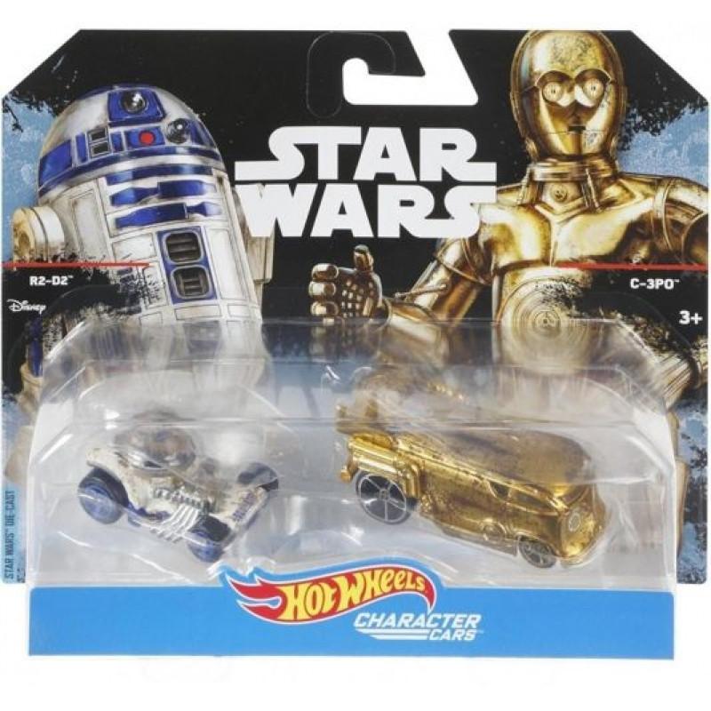 Hot Wheels  Star Wars R2-D2 / C-3PO