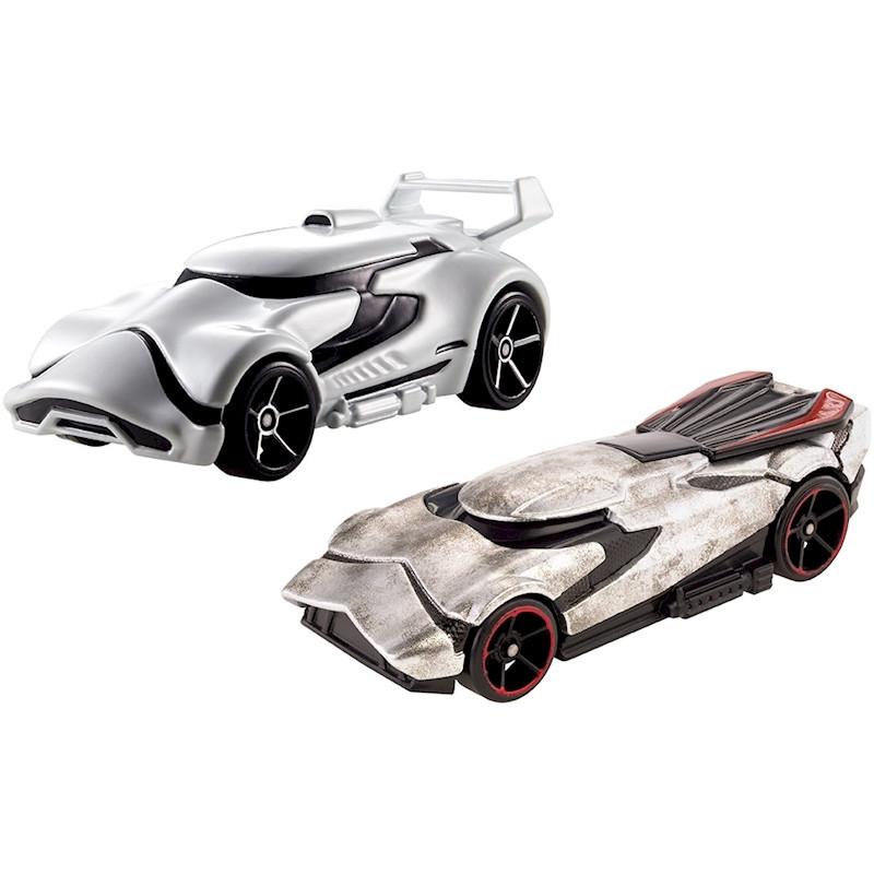 Modely aut Hot Wheels / Star Wars Stormtrooper / Death Trooper