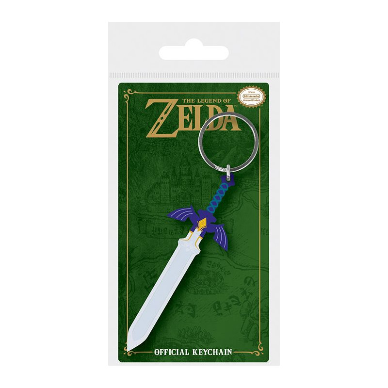 Klíčenka The Legend Of Zelda / Master Sword / Meč / veci z filmu