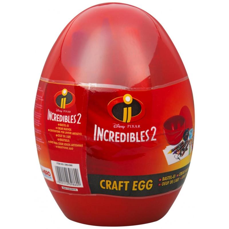 Výtvarné potřeby ve vajíčku  / The Incredibles / Úžasňákovi / veci z filmu