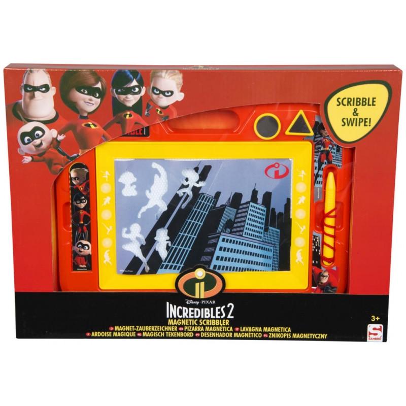Magnetická tabulka Úžasňákovi / The Incredibles / veci z filmu