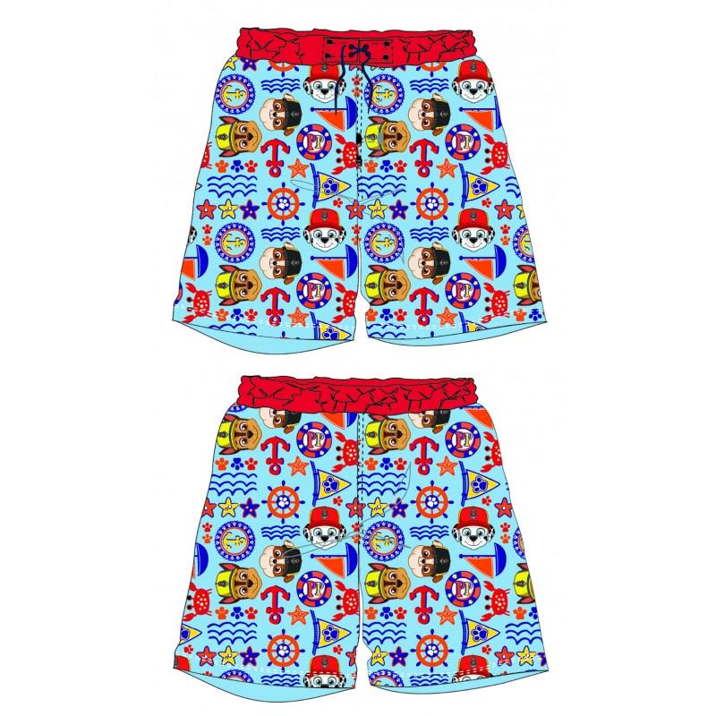 Chlapecké plavky / šortky Paw Patrol /  2 - 8 let