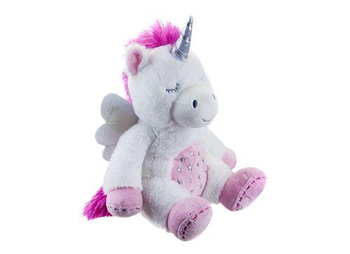Dětská plyšová hračka na spaní Jednorožec / Unicorn 27 cm
