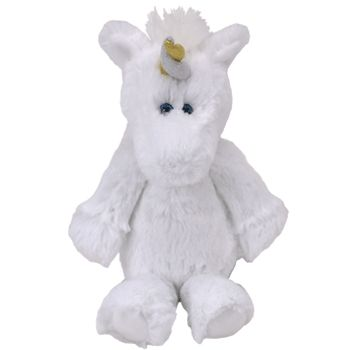 Plyšová hračka / postavička Jednorožec / Unicorn Agnus velikost 15 cm