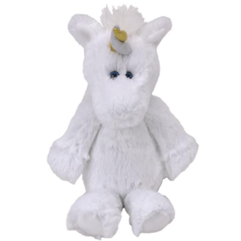 Plyšová hračka / postavička Jednorožec / Unicorn Agnus velikost 24 cm