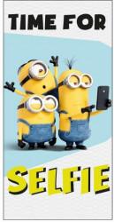Plážová osuška Mimoni Selfie / Minions / 70 x 140 cm / veci z filmu