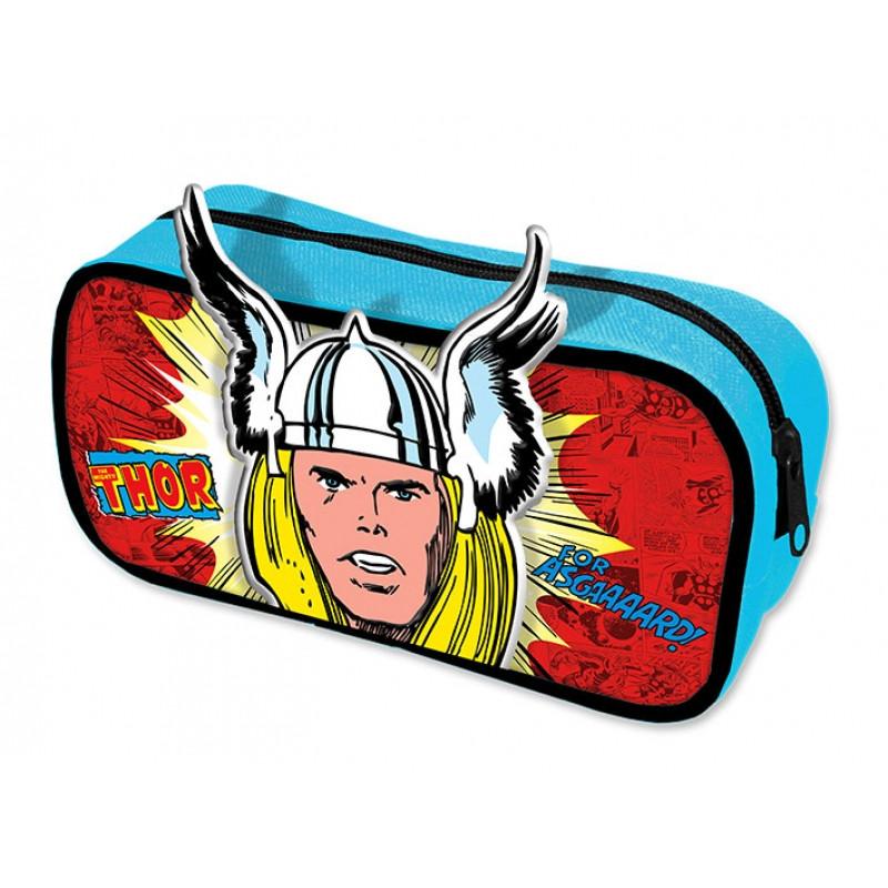 Školní pouzdro / penál Marvel Retro / Thor 22 x 10 x 6 cm / vecizfilmu