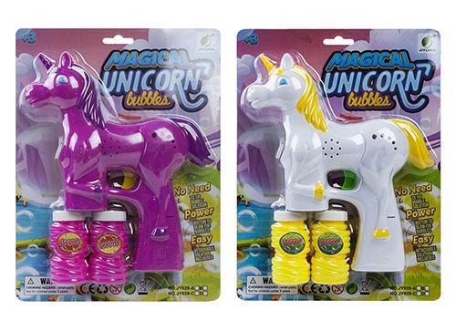 Bublifuk s náplní Unicorn / Jednorožec