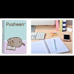 Blok / sešit Pusheen the Cat / A5 / veci z filmu